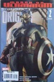 Ultimate Origins #2 Variant (2008) Marvel comic book